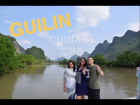 GUILIN, CHINA PART 2 | TRAVEL VLOG