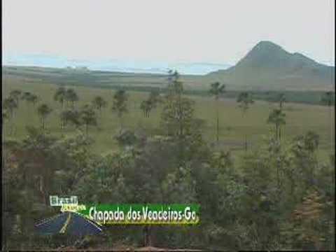 Brasil Afora - Chapada dos Veadeiros - GO