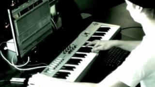 Cowboy Bebop - Goodnight Julia - On Keyboard Saxophone