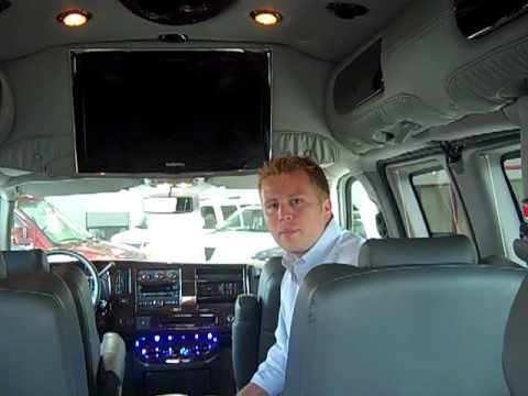 Conversion Van Entertainment Options Dave Arbogast Van