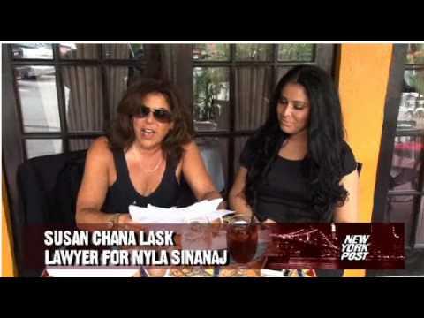 Susan Chana Lask Reps Myla Sinanaj in Kris Humphries Kim Kardashian Divorce