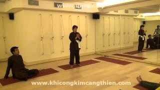 www.цигун.рф | Практика: Упр.Сидя-2 | Цигун Ким Канг Тхиен