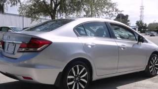 2015 honda civic ex l w navi in palm harbor fl 34684