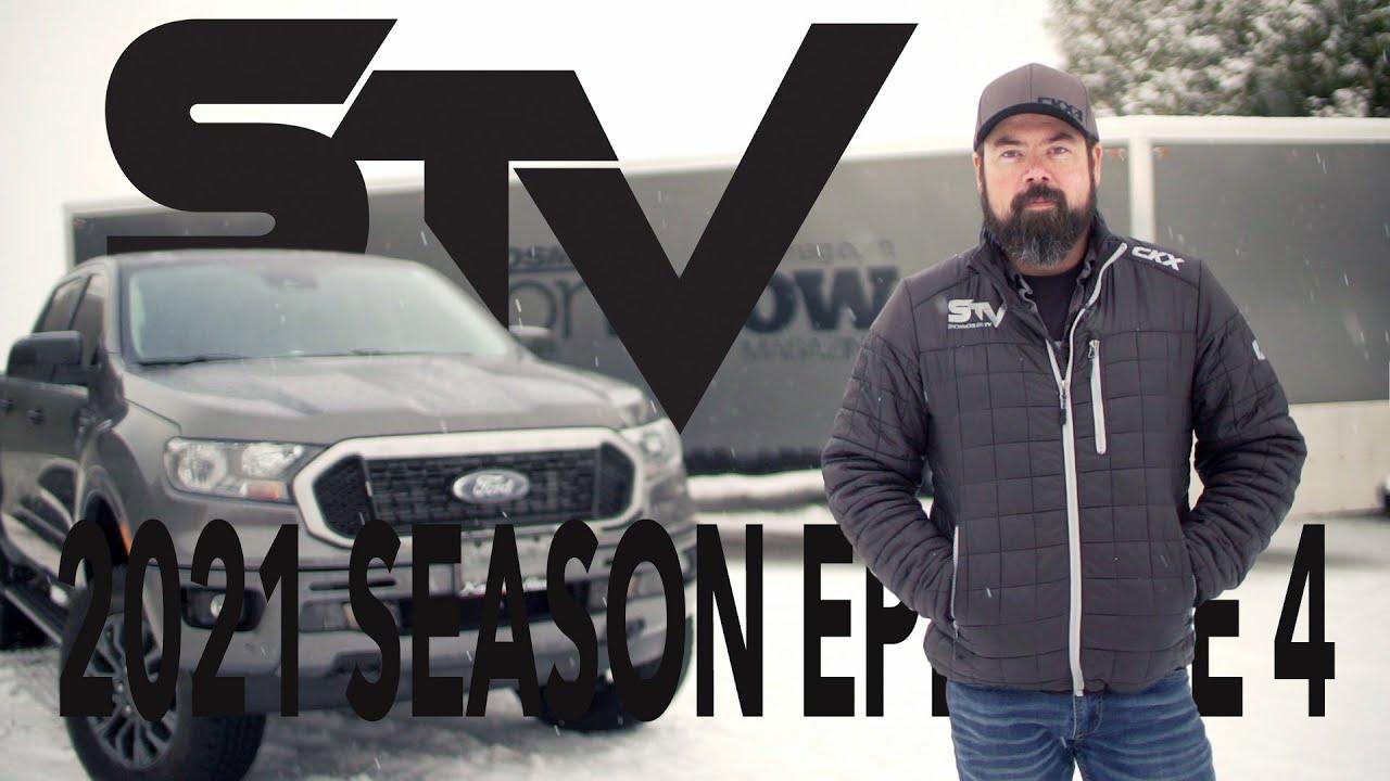 Snowmobiler TV 2021 - Episode 4
