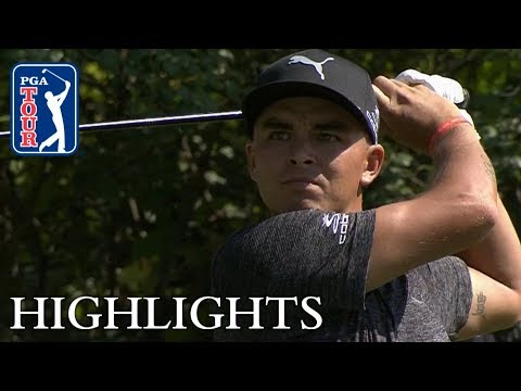 Rickie Fowler's extended highlights | Round 2| BMW Championship