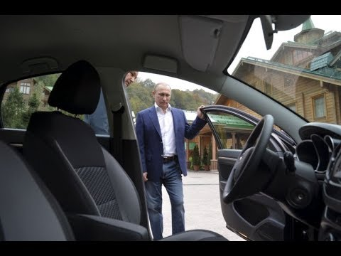 Putin Jokes On Driving Tesla Car: Why Not? We Don't Drive Carts or Tanks Anymore!