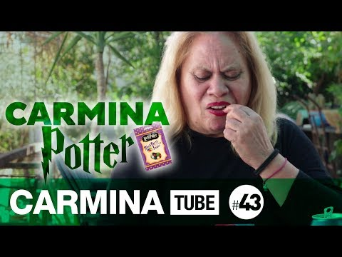 Carmina Potter  Grageas Challenge