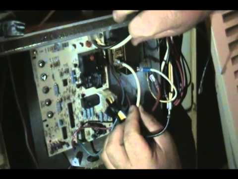 how to check a bryant circuit board for proper blower. Black Bedroom Furniture Sets. Home Design Ideas