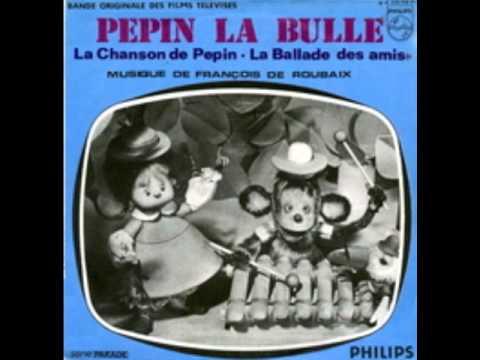 pépin la bulle ( j J gallard ) francois de roubaix  1968