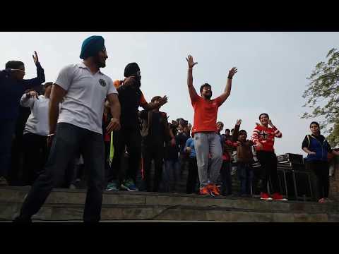 Lalipop lagelu | dance | Rahgiri Janakpuri | Anew Fitness  Centre And Dance Academy