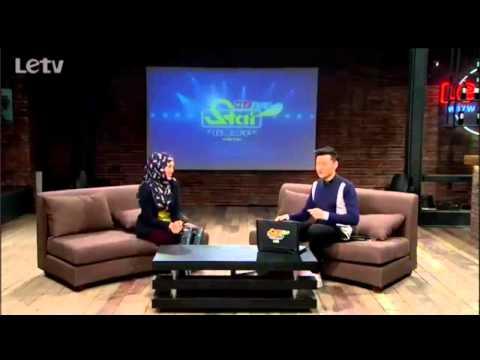 [240214] Full video of Shila Amzah's Interview on LeTV, China
