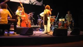 Karine Aguiar Arraial do Mundo release concert final 7th Festival Amazonas Jazz
