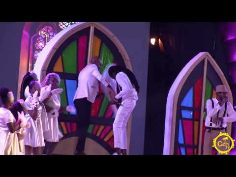 Skinny Banton Performing 'Wrong Again' At ISM 2020 Finals