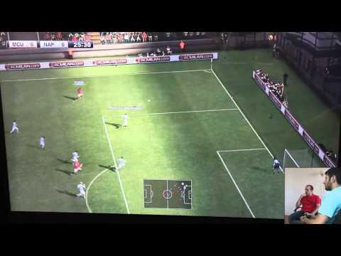 PES 2012 vs FIFA 12
