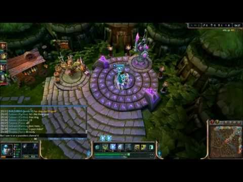 League Of Legends Jungle Jarvan And Taric Support