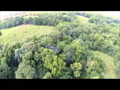 Patrick J. Dickwisch Aerial Tour - Hancock County, IL