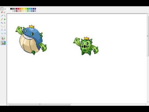 Pokemon Fusion #4: Wailmer+Cacnea - YouTube