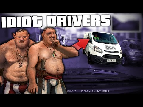UK Dash Cam | Level 99 Driving IDIOTS | Bad Drivers #109