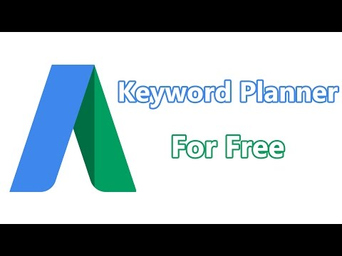 How to bypass Adwords campaign and use keyword planner for free [2016]