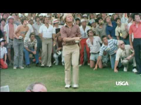 1980 U.S. Open Highlights