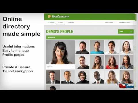 Card.biz : directory made simple - 20s video