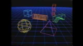 Wavefront Demo Reel 1988