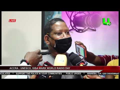 ACCRA : UNESCO, GIBA Mark World Radio Day