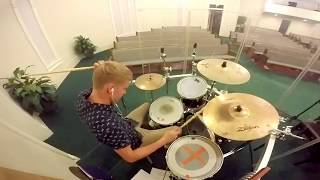 King Of My Heart Beau's Drum Cover