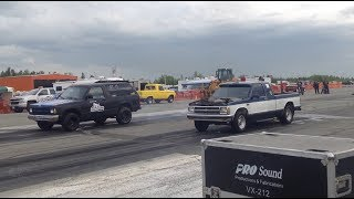 In-Depth Look into the 2019 Northern Thunder Drag Races at the Kirkland Lake Airport!