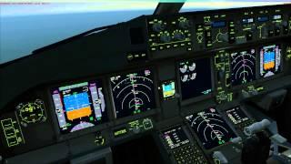 У FSX | PMDG | Боїнг 777 | ЕКЧ - Есса | FS2Crew | холодний&темний | туторіал | механічна | повний політ