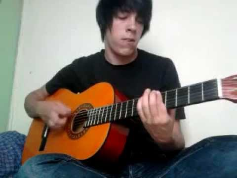 Billy Talent - Fallen Leaves Acoustic Guitar Cover