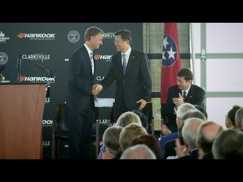 Tennessee: Hankook Tire Jobs Announcement