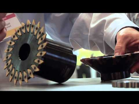 Increase productivity by as much as 300 percent - new gear machining tools