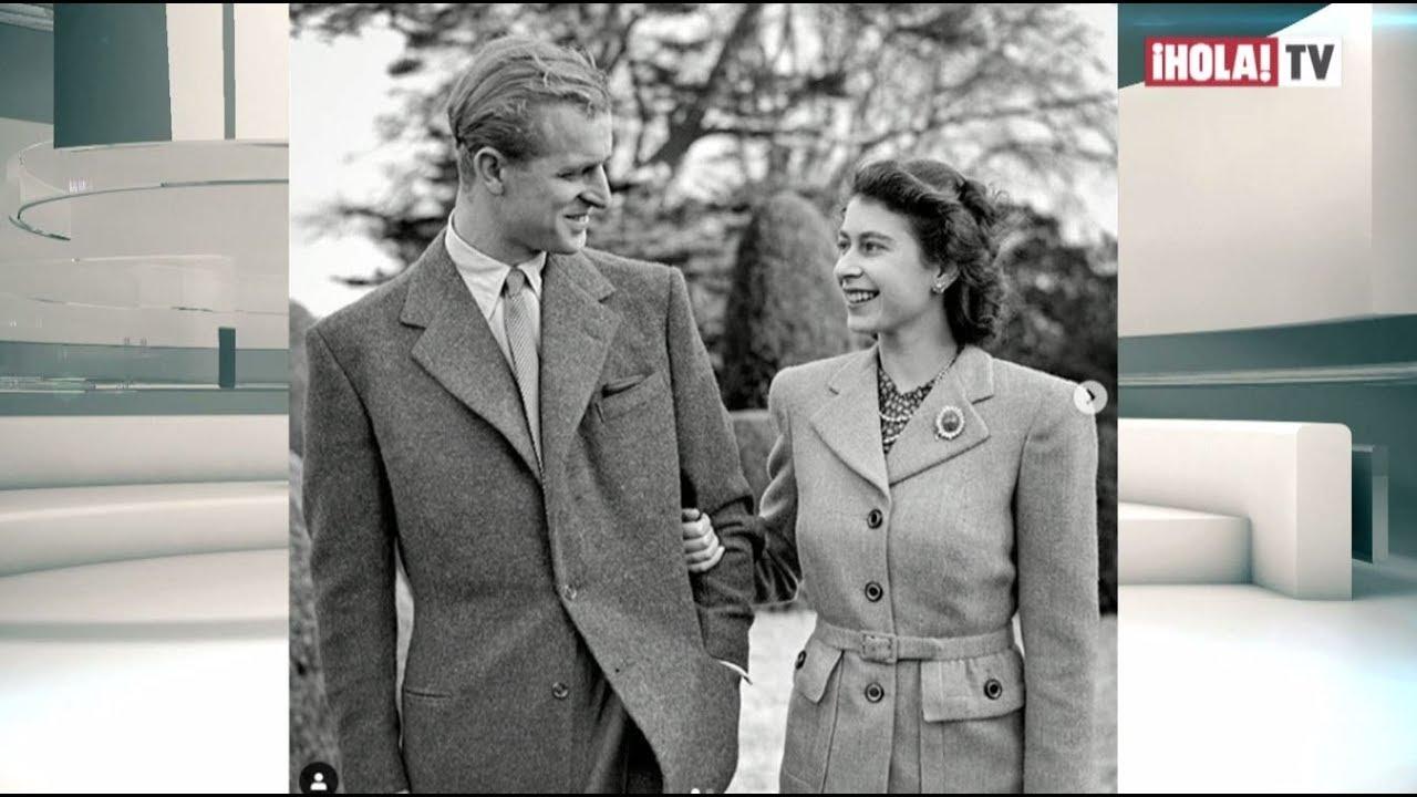 Los 72 Anos De Casados De La Reina Isabel Ii Y El Principe Felipe De Edimburgo Hola Tv Youtube