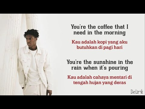 Best Part - Daniel Caesar Feat. H.E.R. [Raphiel & Japs Duet Cover] - Lyrics Video Dan Terjemahan