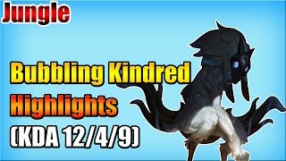 cj entus bubbling kindred vs rengar jungle highlights dec 28 2015