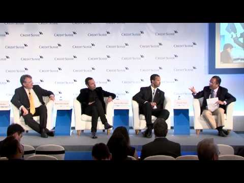 AIC 2015 Keynote: Doing business in China – what's the reality?