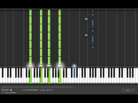 How to play I Would Walk 500 Miles on Piano.