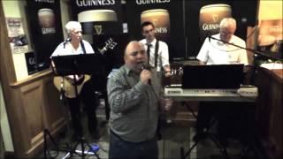Anthony Bates singing Garath Brooks The River