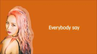 JYP NATION - Encore // Color Coded Lyric