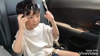 韓国の可愛い男の子 ギヨンくん① 日本語字幕