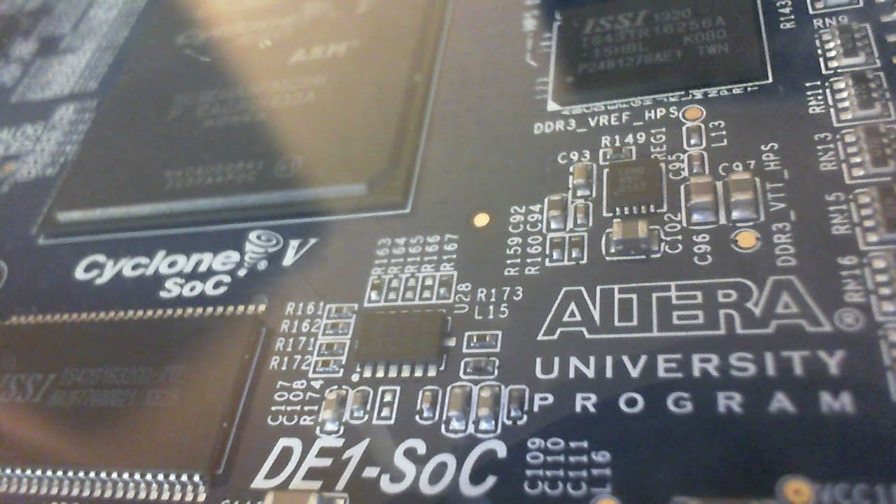 Tutorial:Getting started with FPGA-SoC and Linux Yocto on Terasic DE1-SoC  board by Toni