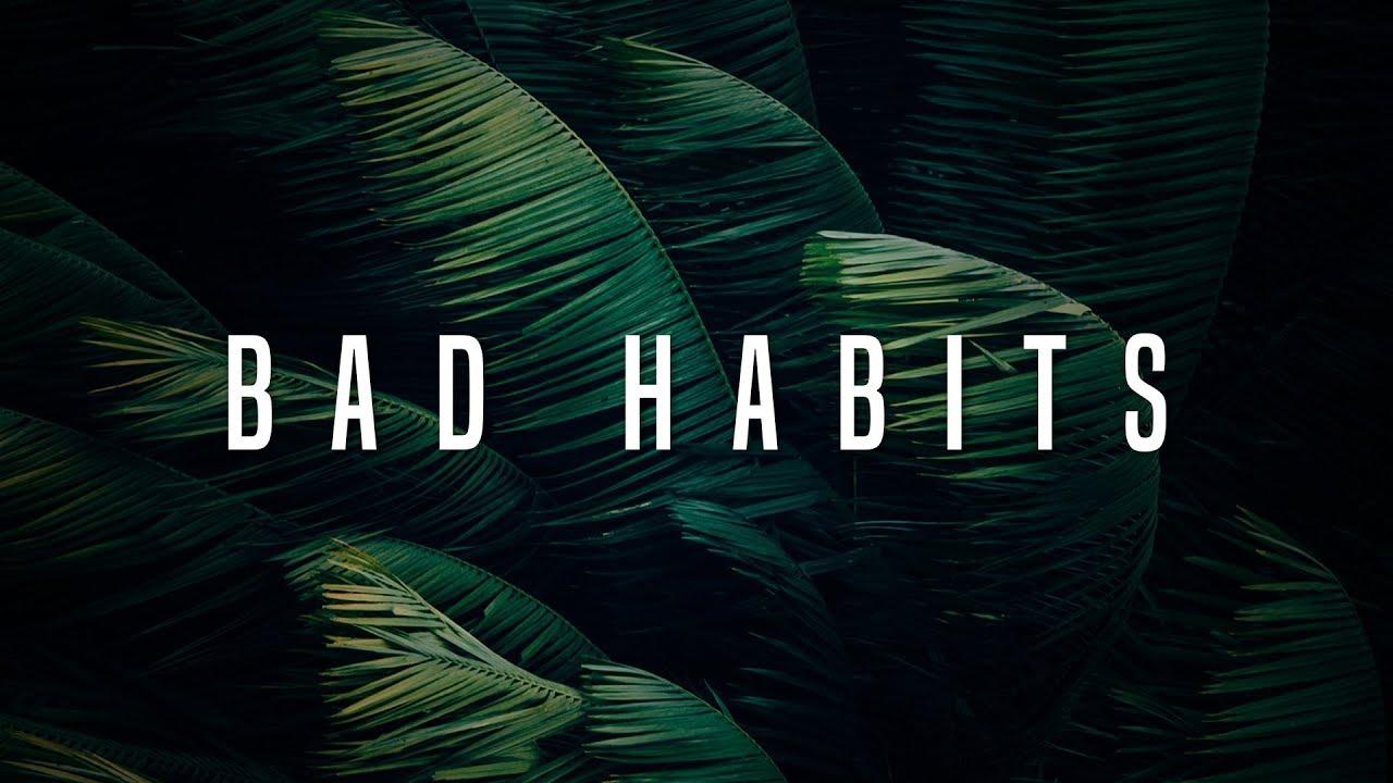 Afrobeat Instrumental 2019 ''Bad Habits'' [Dancehall Type Beat]