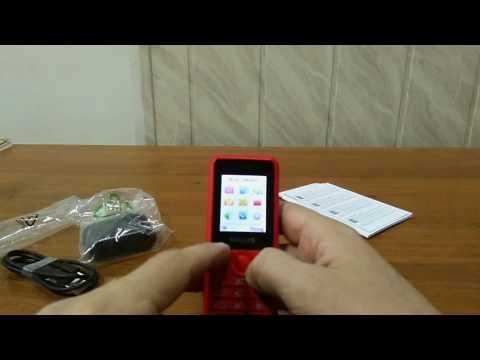 Обзор телефона Philips Xenium E103