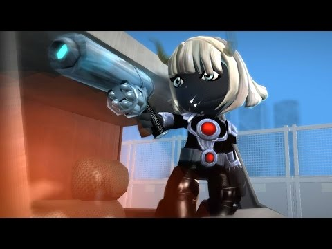 LittleBigPlanet 3 - SACKBOY and the Seed of Destruction Trailer 2 - LBP3 Animation