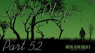 Metal Gear Solid 3 Snake Eater #52 - So Many Circles That I