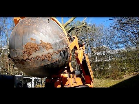 Mega Machines Spezialfahrzeug  im Gartenbau