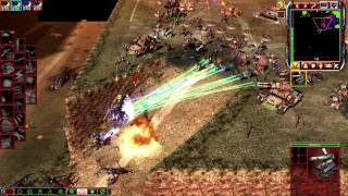 command and conquer 3 kanes wrath 2vs6