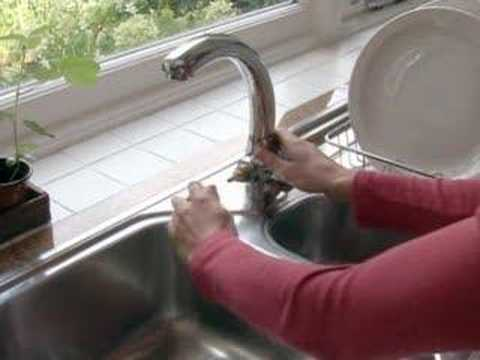 Collins DIY Survival Demos - How to Fix a Dripping Tap - YouTube