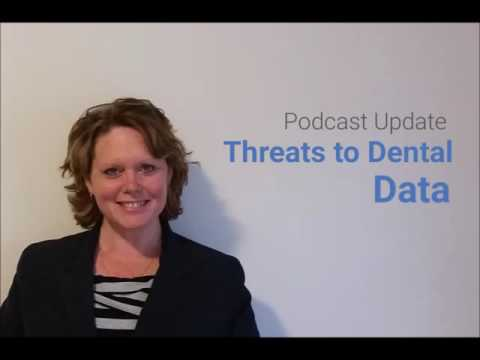 Podcast Update: Ransomware -Threats to Dental